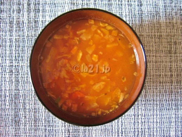 無印 食べるスープ ミネストローネ